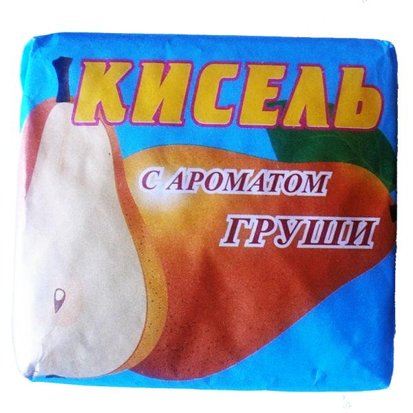 Кисель-груша Пищевик