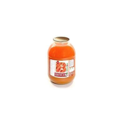 Сок ВкусноСок Морковный с мякотью