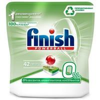 Таблетки для посудомоечных машин Finish ECO 42шт.