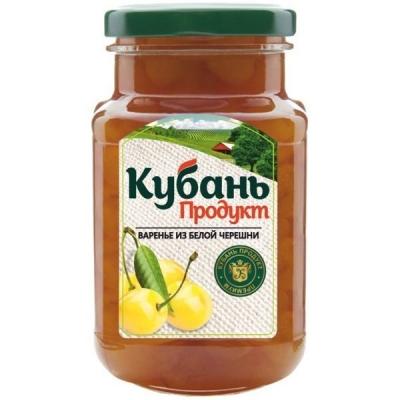 Варенье 'Кубань Продукт' из белой черешни