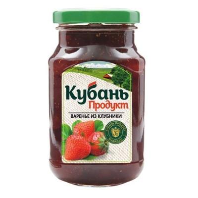 Варенье 'Кубань Продукт' клубничное