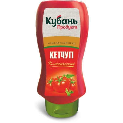 Кетчуп 'Кубань Продукт' классический