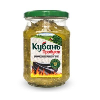 Баклажан 'Кубань Продукт' жареный на огне