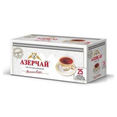 Чай черный Азерчай 'Премиум' 25пак с конвертом