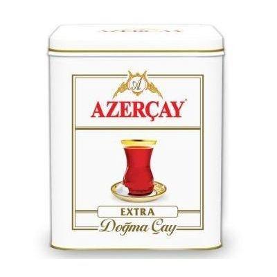 Чай черный Азерчай 'Extra' среднелистовой