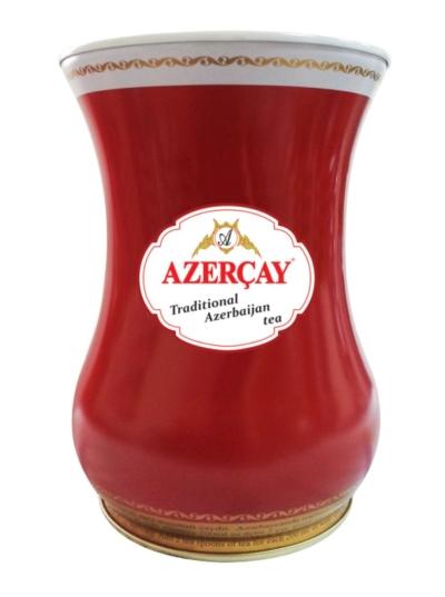 Чай черный Азерчай 'Armudu' крупнолистовой