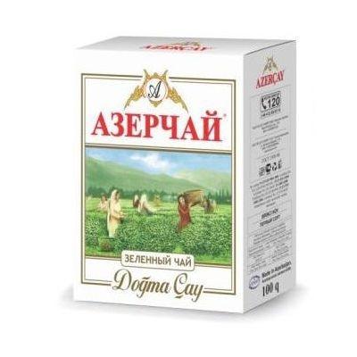Чай зеленый Азерчай крупнолистовой Классик