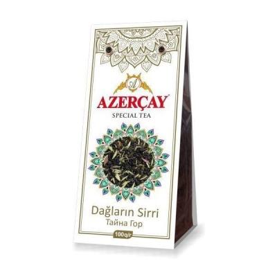 Чай черный Азерчай 'Тайна гор' с чабрецом