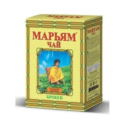 Чай черный 'Maryam broken' среднелистовой