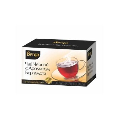 Чай черный 'Берга' с бергамотом