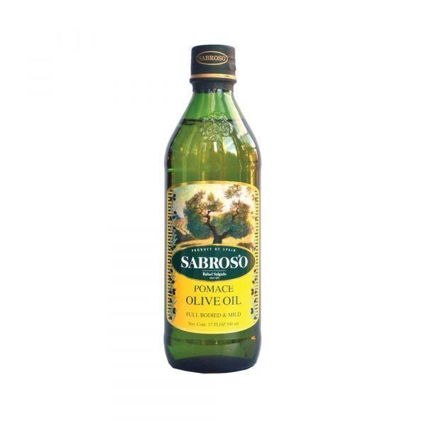 Масло оливковое Sabroso