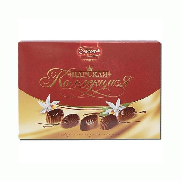 Набор конфет Сладкодаров Царская коллекция
