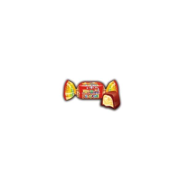 Конфета Сладкодаров Детские со вкусом молочной карамели