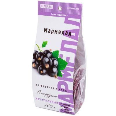 Мармелад фруктовый Олара Смородина