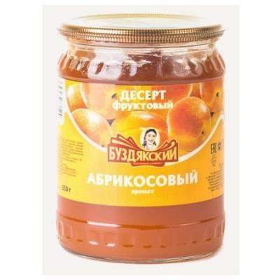 Десерт фруктовый Буздякский абрикосовый аромат