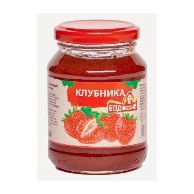 Джем фруктовый Буздякский Клубничный