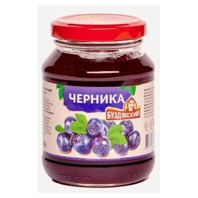 Джем фруктовый Буздякский Черничный