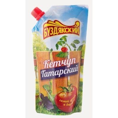 Кетчуп Буздякский Татарский