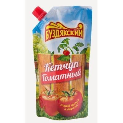 Кетчуп Буздякский Томатный