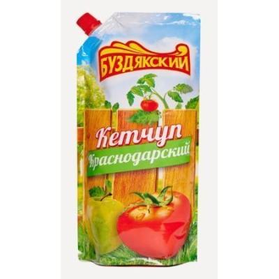 Кетчуп Буздякский Краснодарский