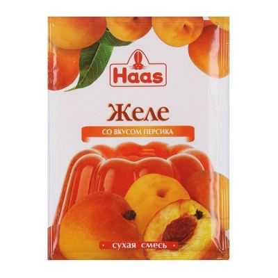 Желе HAAS со вкусом Персик