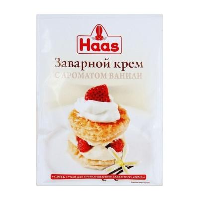 Крем заварной HAAS Ванильный