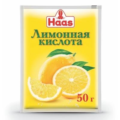 Лимонная кислота HAAS