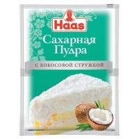 Сахарная пудра HAAS с Кокосовой стружкой
