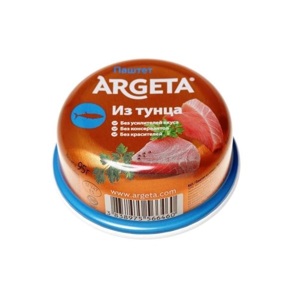 Паштет ARGETA из Тунца