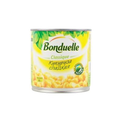 Кукуруза сладкая BONDUELLE ж/б