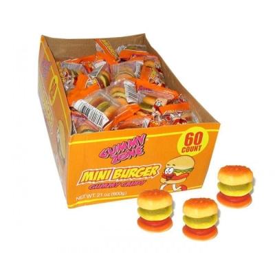 Мармелад Gummi Zone Бургер Мини