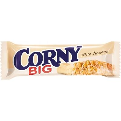 Полоски злаковые CORNY Белый шоколад