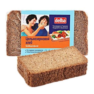 Хлеб ржаной Delba цельнозерновой длинные брикеты