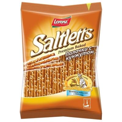 Палочки LORENZ 'Saltletts' с кунжутом