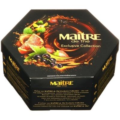 Чай Maitre de the Ассорти