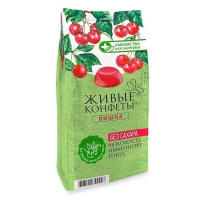 Мармелад желейный Лакомства для здоровья с вишней