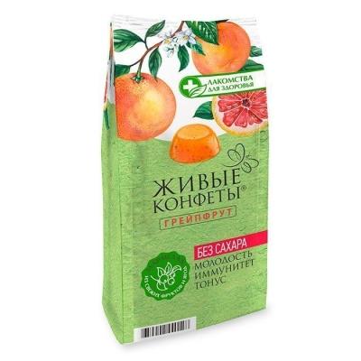 Мармелад желейный Лакомства для здоровья с грейпфрутом