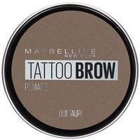 Гель для бровей Maybelline Броу Помейд 01 серый