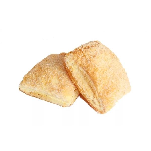 Печенье Баттерфляй Пончик слоеное с творожной начинкой
