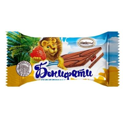 Десерт Акконд Бонифати клубника