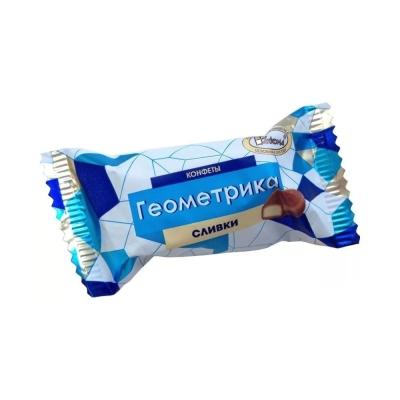 Конфеты Акконд Геометрика вкус сливок