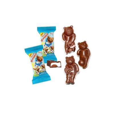Конфеты Акконд Звездный мишка с арахисовой пастой