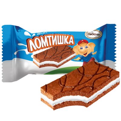 Десерт Акконд Ломтишка