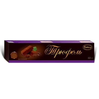 Конфеты в коробке Акконд Трюфель