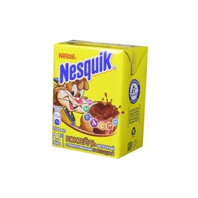 Коктейль-молоко
