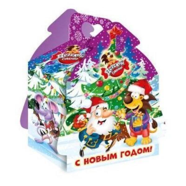 Новогодний подарок Славянка Детский Сувенир Зимняя История