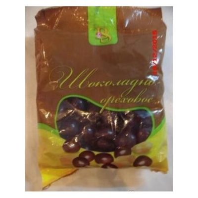 Драже Баян Сулу шоколадно-ореховое