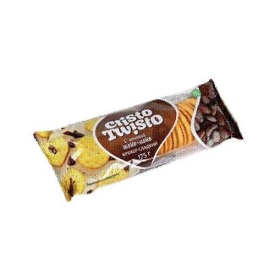 Крекер Белогорье Кристо-твисто с начинкой шоко-моко