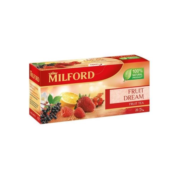 Чай Милфорд Фруктовая мечта фруктовый ароматизированный