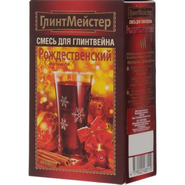Набор для глинтвейна ГлинтМейстер Рождественский